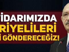 SURİYELİLERİ GERİ GÖNDERECEĞİZ!