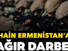 Kardeş Azerbaycan'dan hain Ermenistan'a darbe!