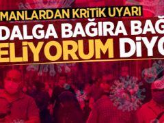 4. DALGA GELİYORUM DİYOR!